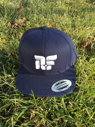 solo rf - navy classic snap