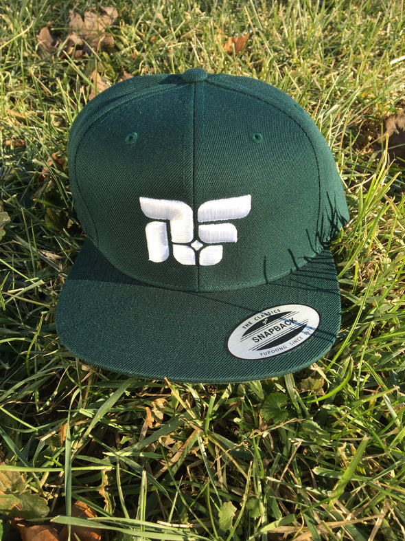 Solo RF Snapback Hat (Forest Green)