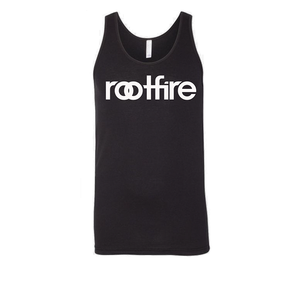 Wordmark TankTop (Black)