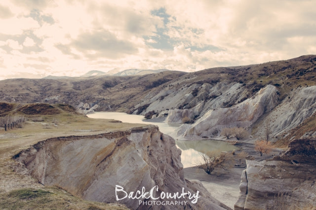 St Bathans - Canvas