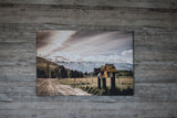 Mountains and Mail - NZ Canvas