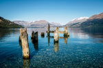 Wakatipu Lake - Canvas
