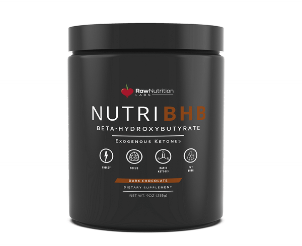 NutriBHB Exogenous Ketones - Raw Nutrition Labs