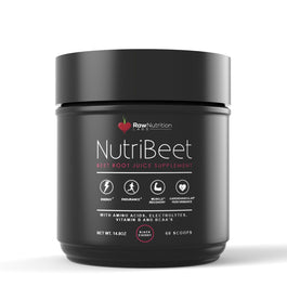NutriBeet Beet Root Juice Formula - Raw Nutrition Labs
