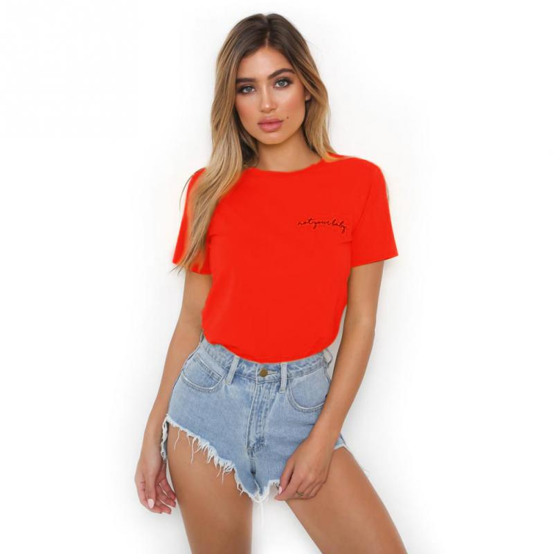 SUMMER HOT TOP TEE