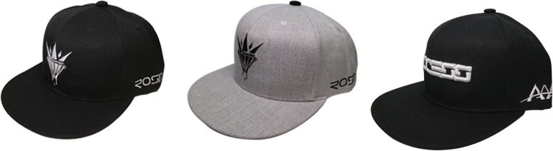 Snapback Hat - Crown - Access Rosin