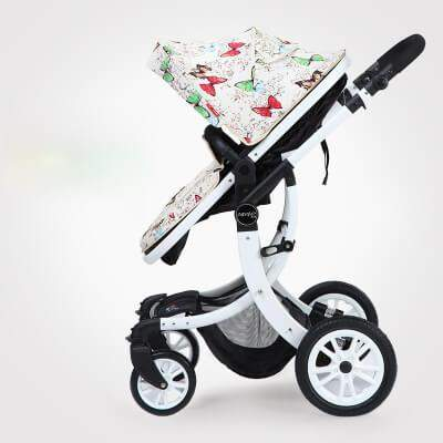 Aimie 3D Baby Stroller, 16 Fancy Designs