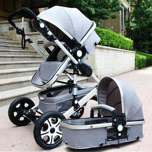 Golden Boy 3 or 2 in 1 Dual Suspension, Reversible-Stroller-BestForKids