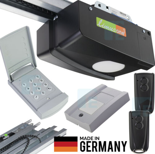 Limus One Premium German Made Sectional Door & Gate Openers