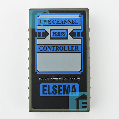 Elsema FMT301 27.145MHz Garage Door Remote
