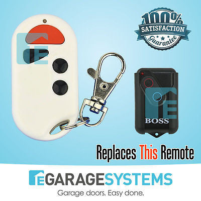 Boss BHT4 Compatible Transmitter - Waterproof White