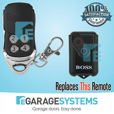 Boss BHT4 Compatible Transmitter - Modern Black