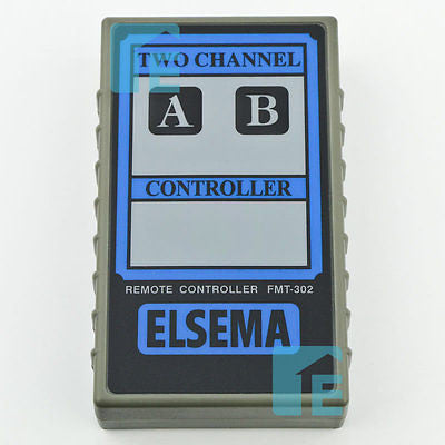 Elsema FMT302 Garage Door Remote