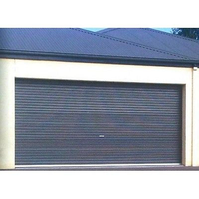 Cleverseal Kit To Suit Garage Roller Door 5500w 50mm Brush FTL