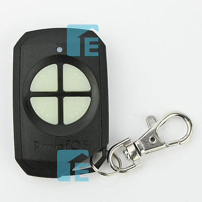 Elsema Pentafob 4 Button Black Remote FOB43304B