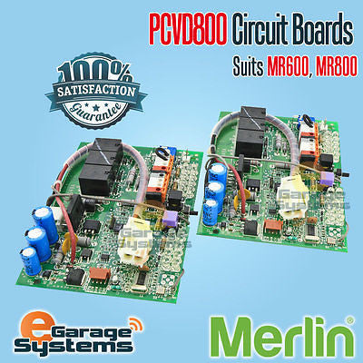 Merlin Service Logic Board MR800, MR600 & RollerAce (MR60)
