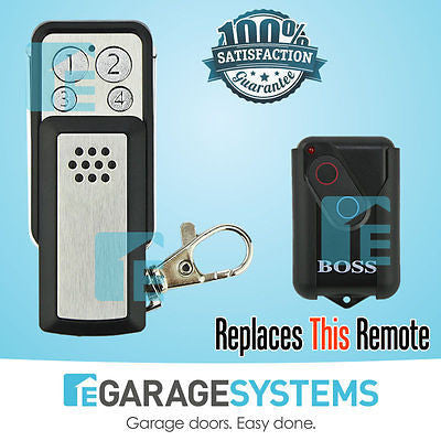 Boss BHT4 Compatible Transmitter - Stylish