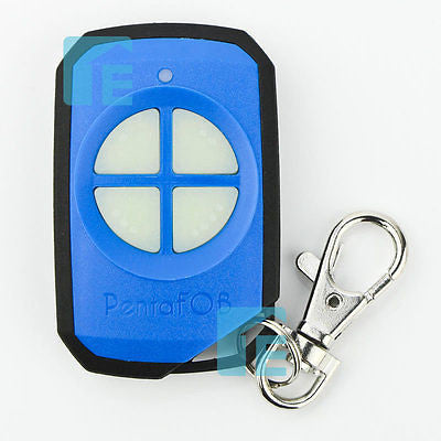 Elsema Pentafob 4 Button Blue Remote FOB43304BL