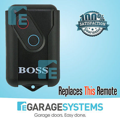 Boss BHT4 Compatible Transmitter - Tiny