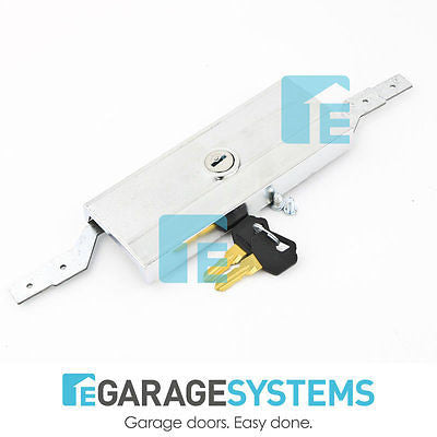 B&D Classic Garage Door Lock