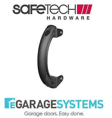 Safetech Gate Handle Black - SHDL-150