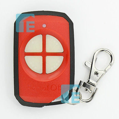 Elsema FOB43304 Pentafob Red 4 Button Remote