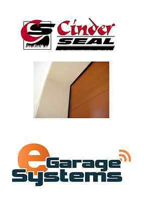 Cleverseal Kit To Suit Sectional Garage Door 2750h X 3000w 25mm Brush
