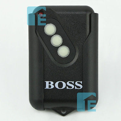Boss Lynx LPL3 3 Button Garage Door Remote Control