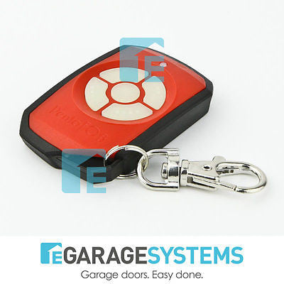 Elsema FOB43305 Pentafob Red 5 Button Remote