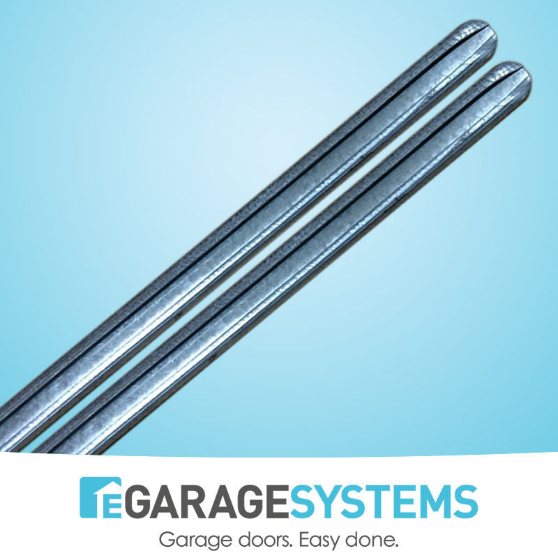 Garage Door Locking Bars Suits Doors Up To 5500mm Wide 061127