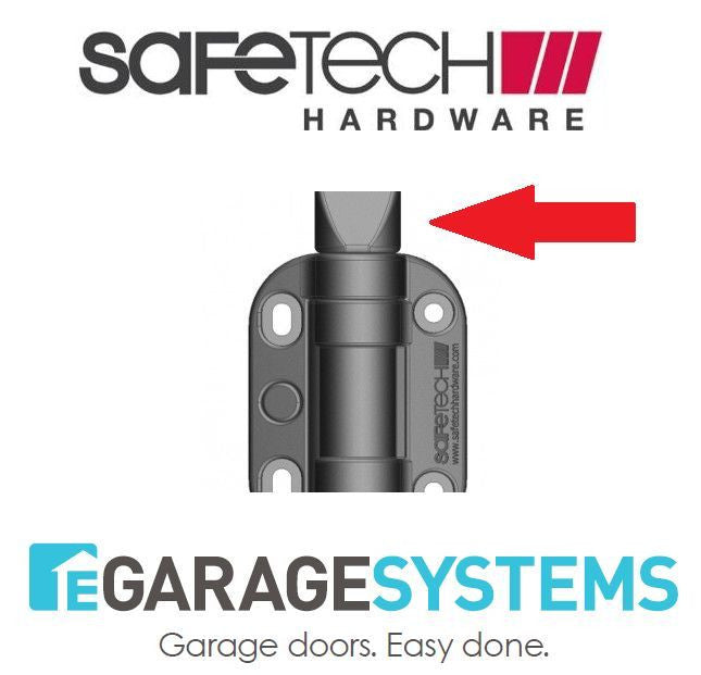 Safetech Gate Hinge Safety Cap For 90 Series Gate Hinges Black - SC-20