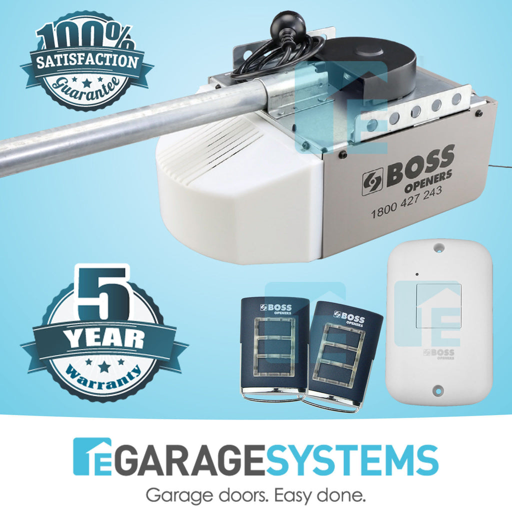 eGarage Boss Sectional Garage Door Opener