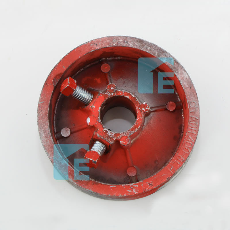 B&D Cable Drum Left Hand Side 400-8 LH Red