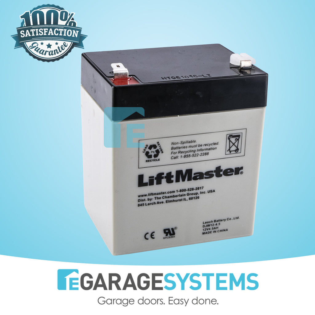 Battery Backup Egarage Systems Circuit Merlin 041a6357 2