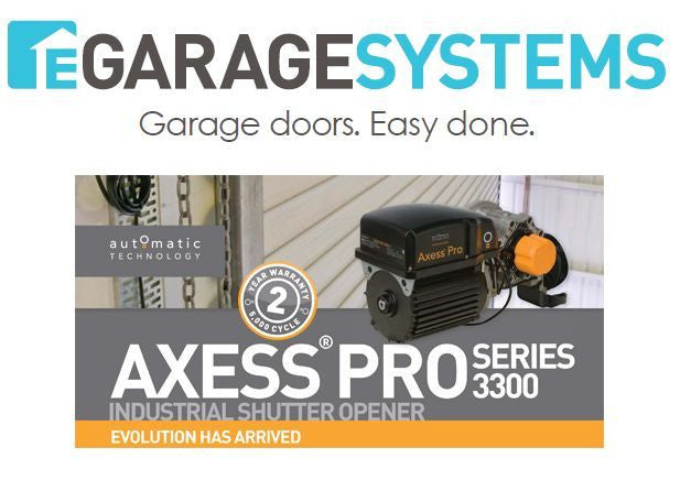 ATA Axess Pro 3315M With Lockable L1 Control Box & Mount Pack