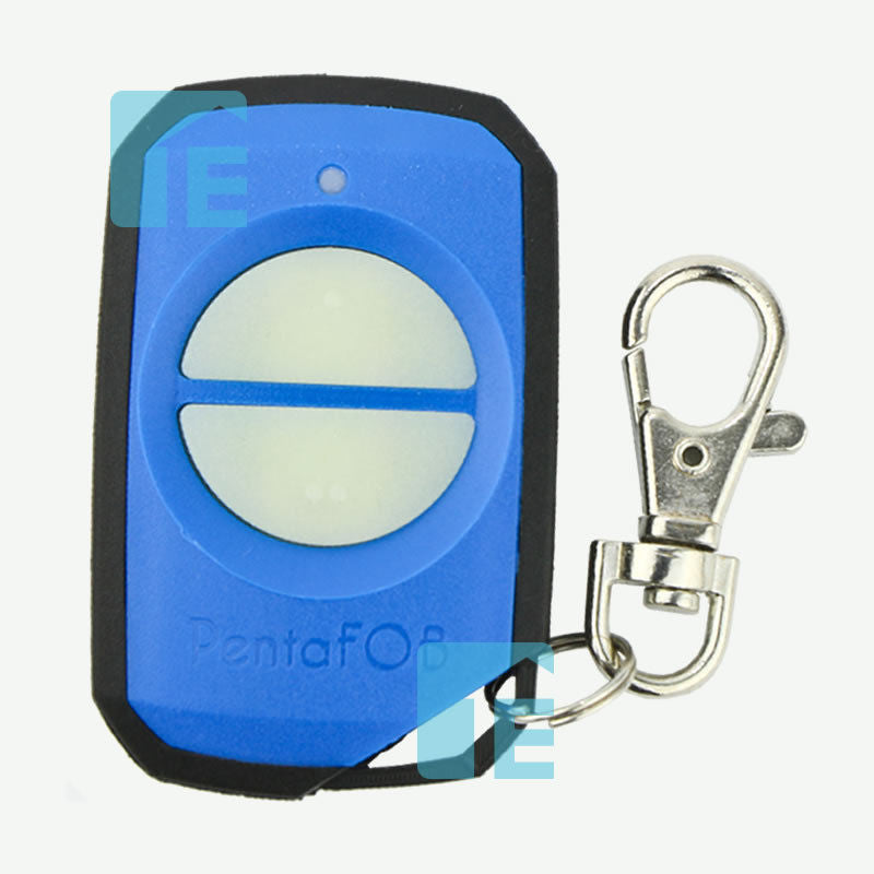 Elsema FOB43302 Pentafob Blue 2 Button Remote