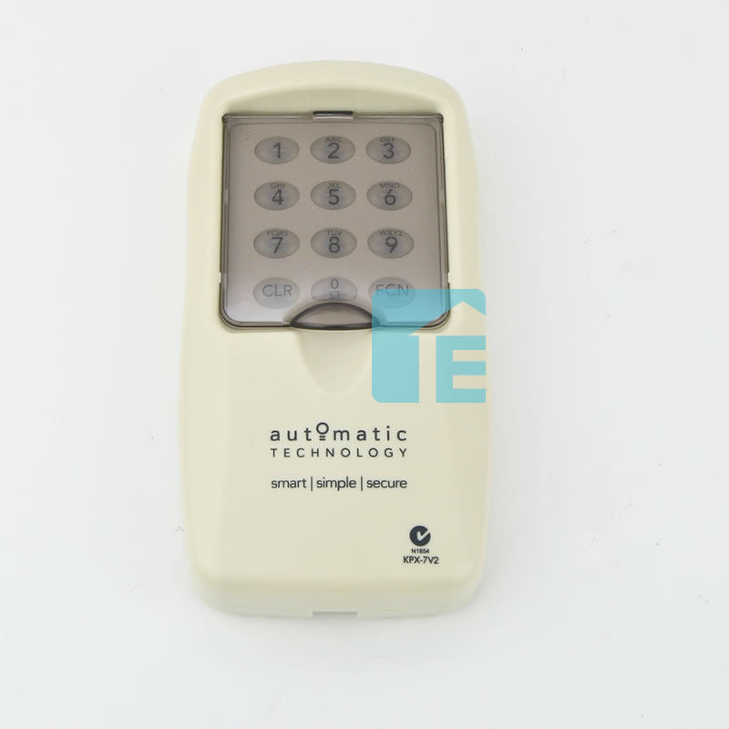 ATA KPX-7v2 Wireless Keypad - TrioCode™128