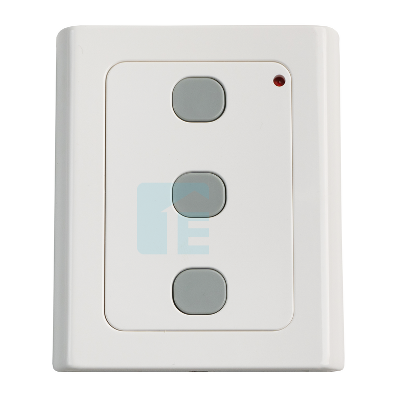 4D Doors Wireless Wall Button Suits 4DS2v1