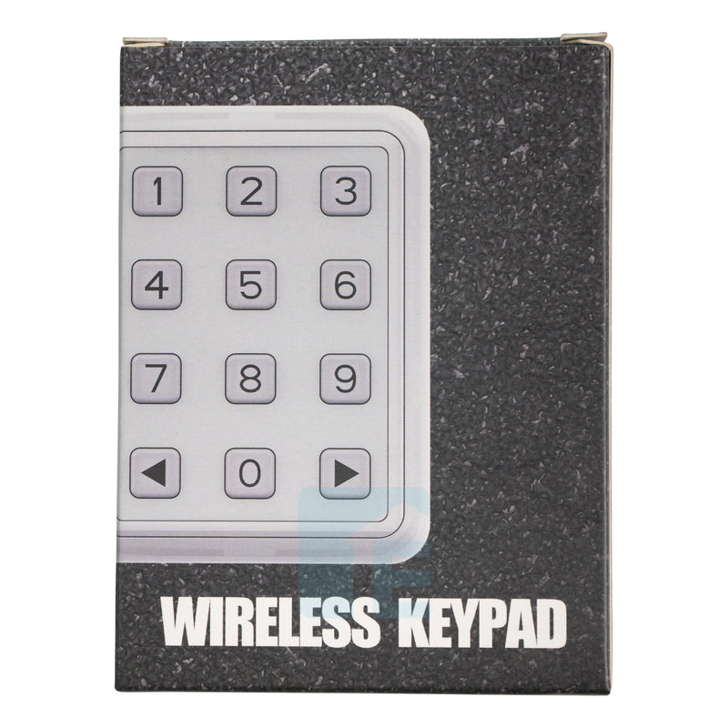 4DS2v1 Wireless Garage Door Keypad suits 4DS2v1