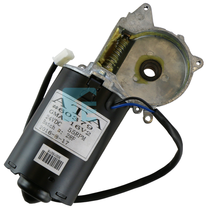 ATA Geared Motor Assembly (No Helical Gear) 60364 60379