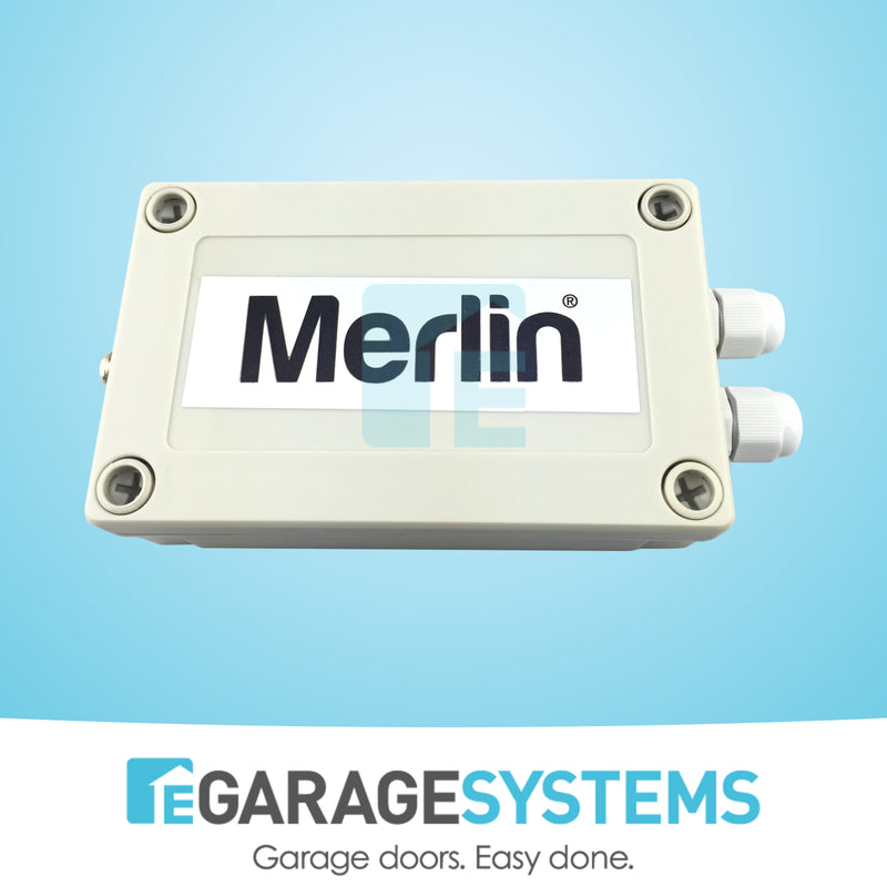 Merlin CM8002ANZ-1 Add-On Receiver 2 Channel 433.92MHz