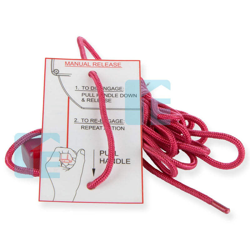 ATA Red String Handle - 61763