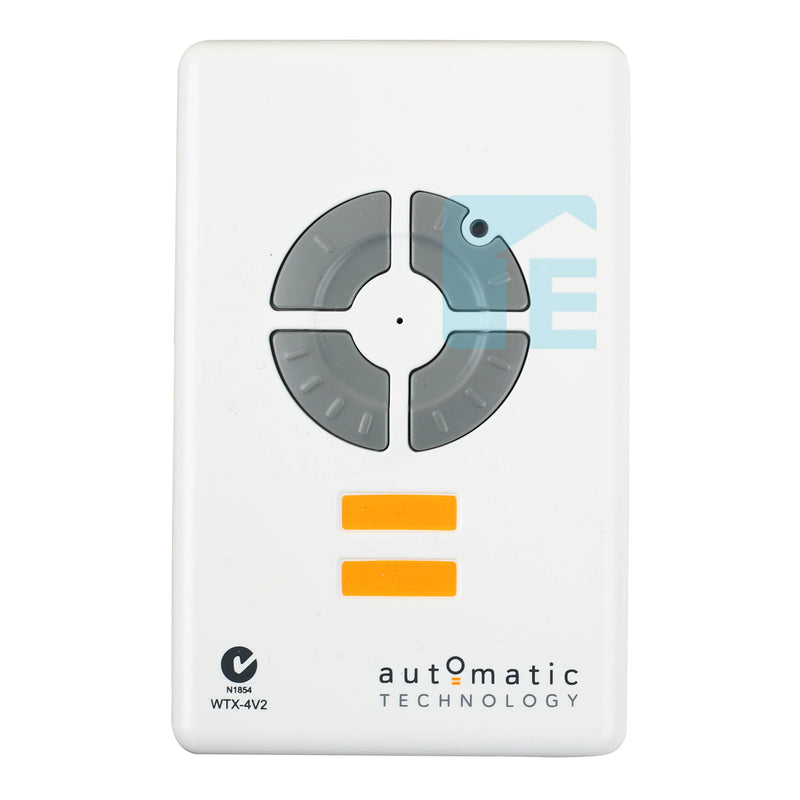 ATA WTX4v2 TrioCode128 Wireless Wall Button