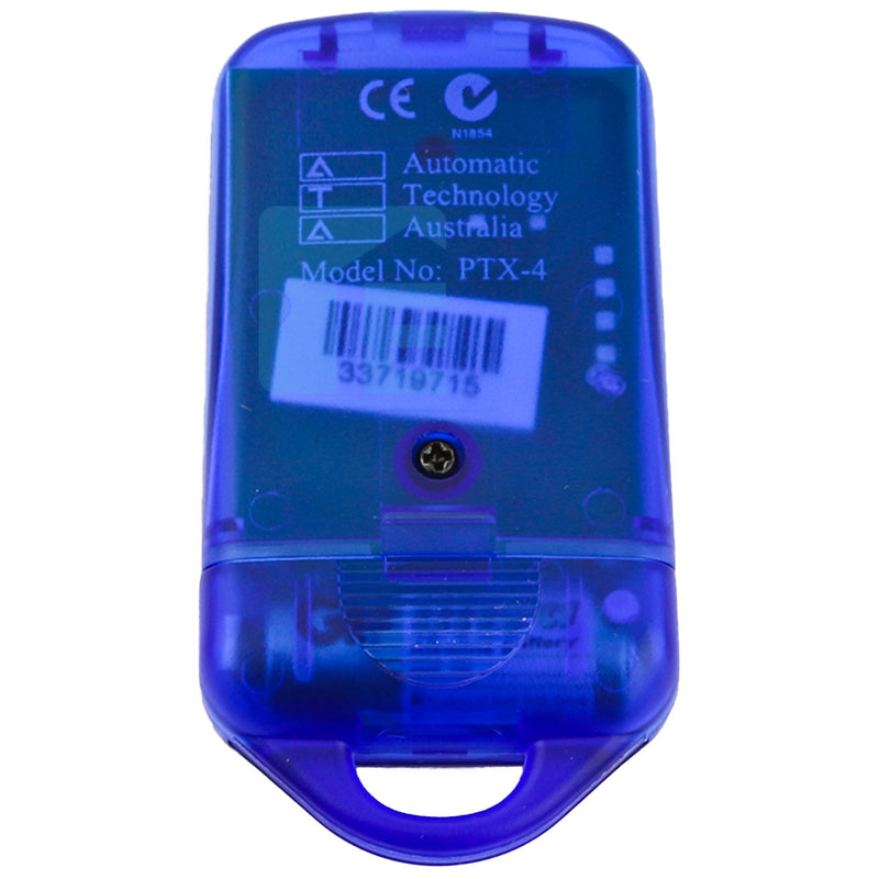 ATA PTX4 Blue Enclosure Set