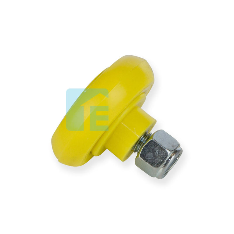 B&D Tilt-A-Door Tilt Door Wheel Replacement Kit Yellow T150 T250 OT1247 0T1247