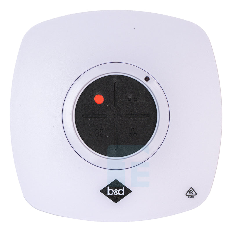 B&D Controll-A-Door Secure Sectional Motor