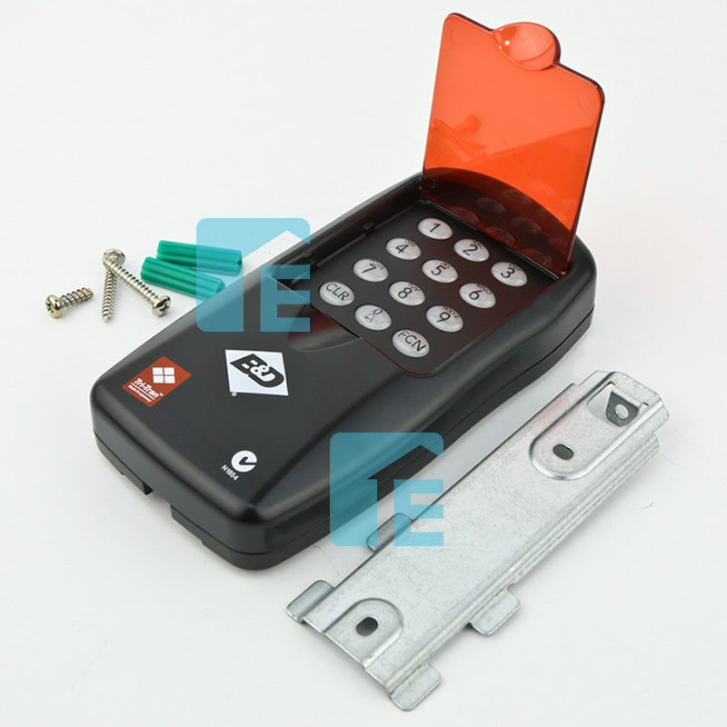 B&D KPX7v2 Wireless Keypad Tri Tran+ - 70217