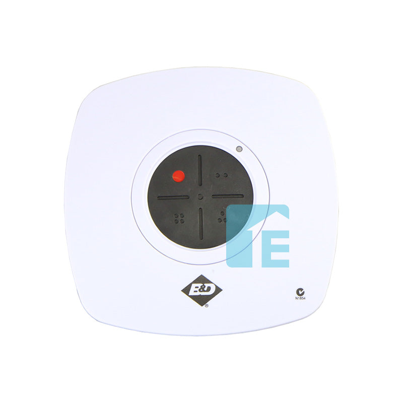 B&D Tri Tran+ Wireless Wall Button WTB6