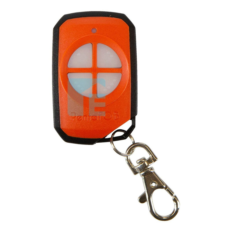Elsema Pentafob 4 Button Orange Remote FOB43304O