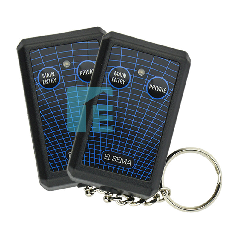 Elsema Key302DA Remote With 12 Dipswitches
